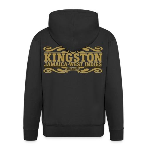 Hoodie Kingston - Veste à capuche Premium Homme
