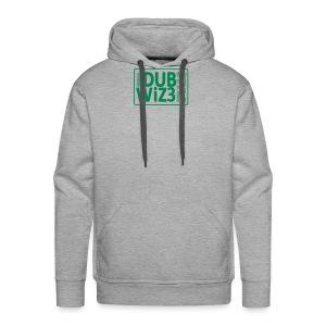 inna DUBWIZ3 style - Men's Premium Hoodie