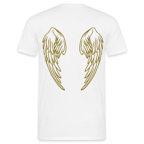 Engelsflügel - Männer T-Shirt