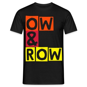 Ow&Row - Men's T-Shirt