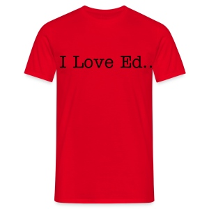 Love Ed - Men's T-Shirt