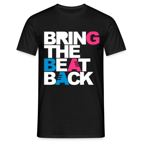 BRING THE BEAT BACK - T-shirt herr