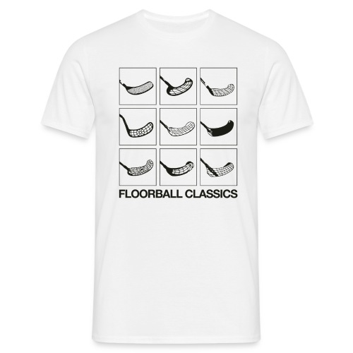 Floorball Classics (m) - Men's T-Shirt