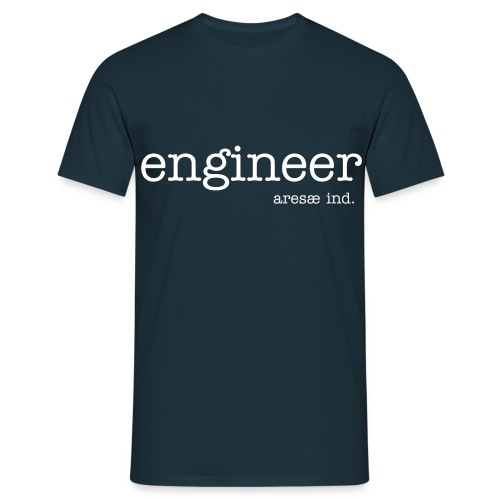 engineer2 - Men's T-Shirt