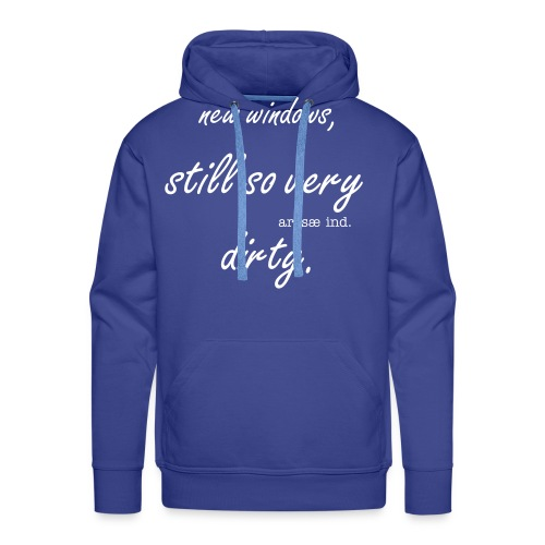 windows - Men's Premium Hoodie