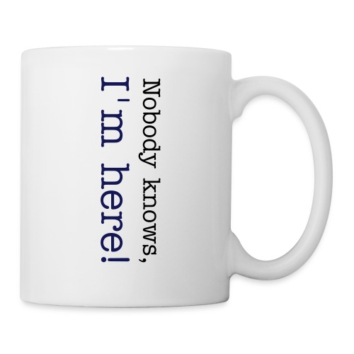 Butter- and Coffecup - Mug