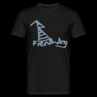 T-Shirts ~ Men's T-Shirt ~ French Dog Men's Classic T-Shirt