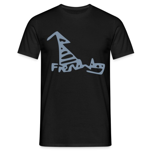 French Dog Men's Classic T-Shirt - Men's T-Shirt