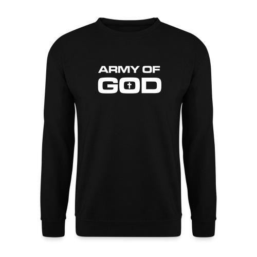 Army of God - Mannen sweater - Mannen sweater
