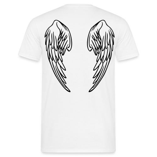 T-shirt ange - T-shirt Homme