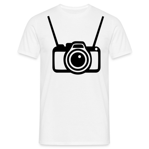T-shirt photo - T-shirt Homme
