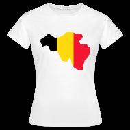 T-shirts ~ Vrouwen T-shirt ~ België