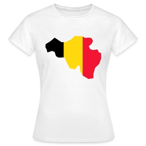 België - Vrouwen T-shirt
