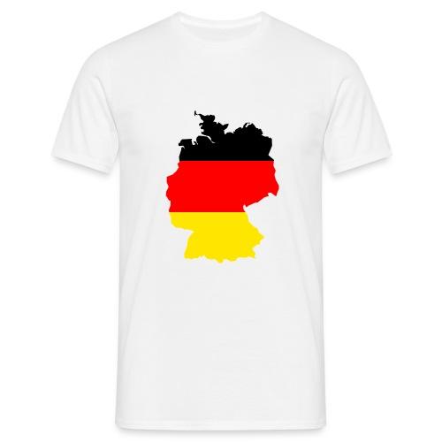 Duitsland - Mannen T-shirt