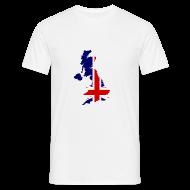 T-shirts ~ Mannen T-shirt ~ United Kingdom