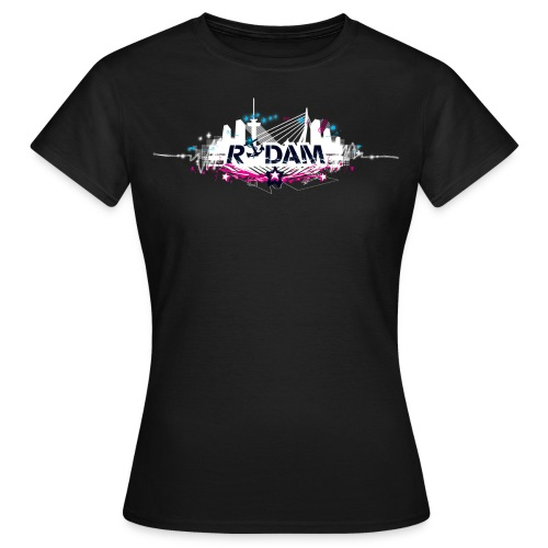 Rdam - basic shirt girls - Vrouwen T-shirt