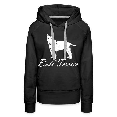 Bullterrier - Premiumluvtröja dam