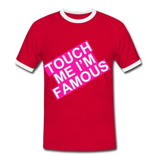 I famous - T-shirt contrasté Homme