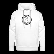 Pullover & Hoodies ~ Männer Premium Kapuzenpullover ~ Kapuzenpullover für Männer. Programmwahlrad