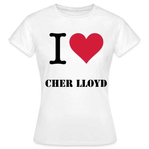 cher lloyd - Women's T-Shirt