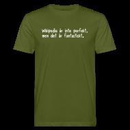 T-shirts ~ Ekologisk T-shirt herr ~ Fantastiskt - herr