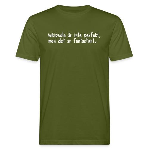 Fantastiskt - herr - Ekologisk T-shirt herr