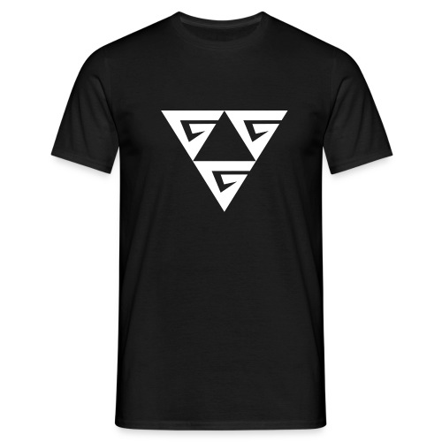 Gideon Graves Triforce T-Shirt - Men's T-Shirt