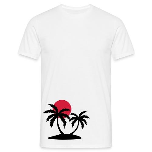 China  - T-shirt herr