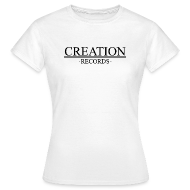 T-Shirts ~ Women's T-Shirt ~ Logo White