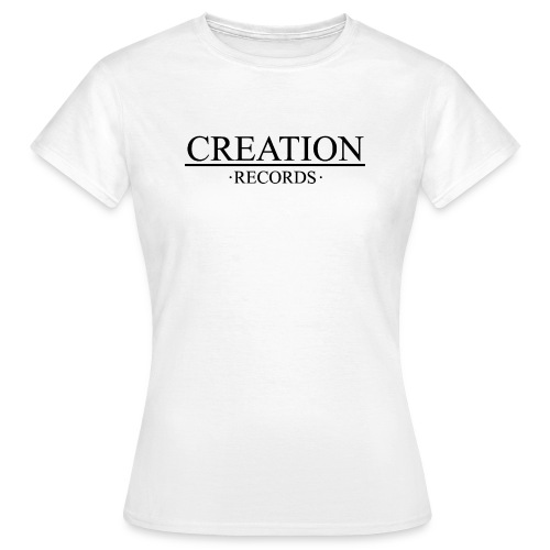 Logo White - Women's T-Shirt