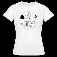 T-Shirts ~ Women's T-Shirt ~ Creation 45 White
