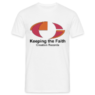 T-Shirts ~ Men's T-Shirt ~ Keeping The Faith