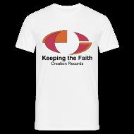 T-Shirts ~ Men's T-Shirt ~ Keeping The Faith