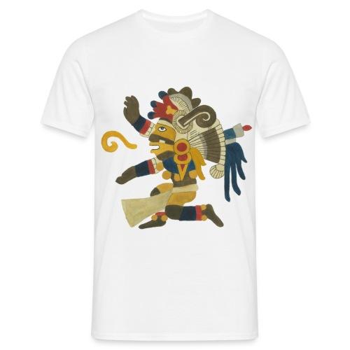 10.TEZCATLIPOCA - Creator god No 10 - Men's T-Shirt