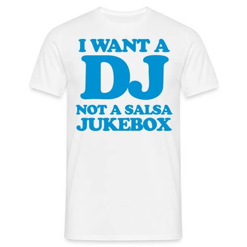 Not a jukebox - T-shirt Homme