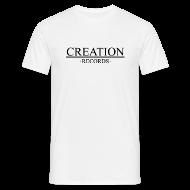 T-Shirts ~ Men's T-Shirt ~ Logo White