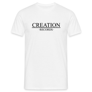 Logo White - Men's T-Shirt
