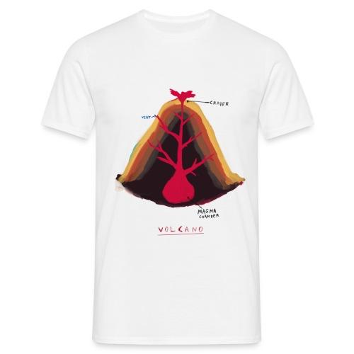 Volcano - Camiseta hombre