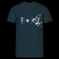 T-Shirts ~ Men's T-Shirt ~ KDE Magic