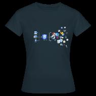 T-Shirts ~ Women's T-Shirt ~ KDE Magic