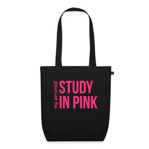 Study in Pink - Bio-Stoffbeutel