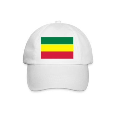 White/white Reggae Caps & Hats