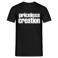 T-Shirts ~ Men's T-Shirt ~ Priceless Creation
