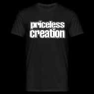 T-Shirts ~ Men's T-Shirt ~ Priceless Creation
