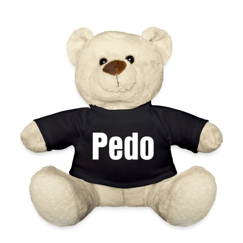 Pedo Bear - Teddy Bear