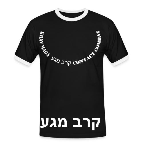 KRAV MAGA - Men's Ringer Shirt