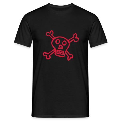 ccpp dpiratas - Camiseta hombre