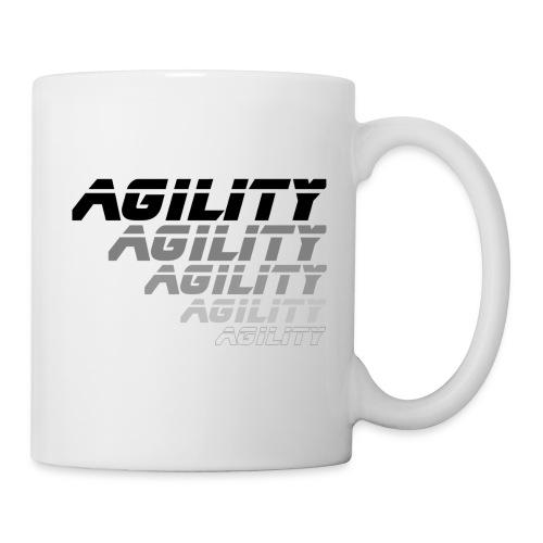Tasse agility - Mug blanc