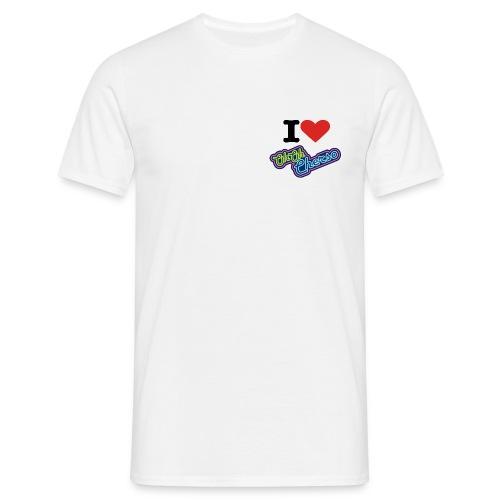 Mannen I love - Mannen T-shirt