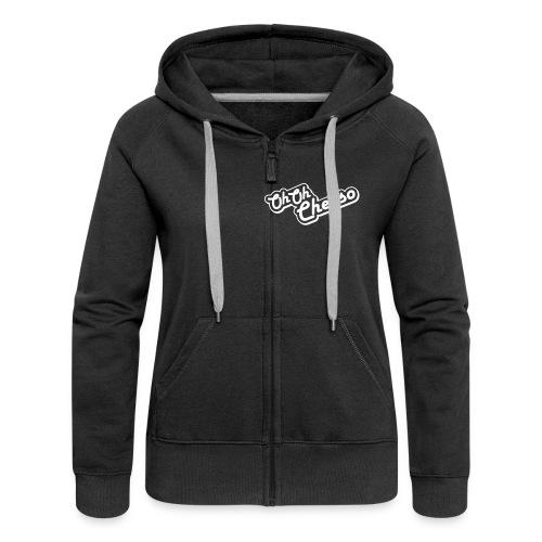 Vrouwen hooded jacket - Vrouwenjack met capuchon Premium